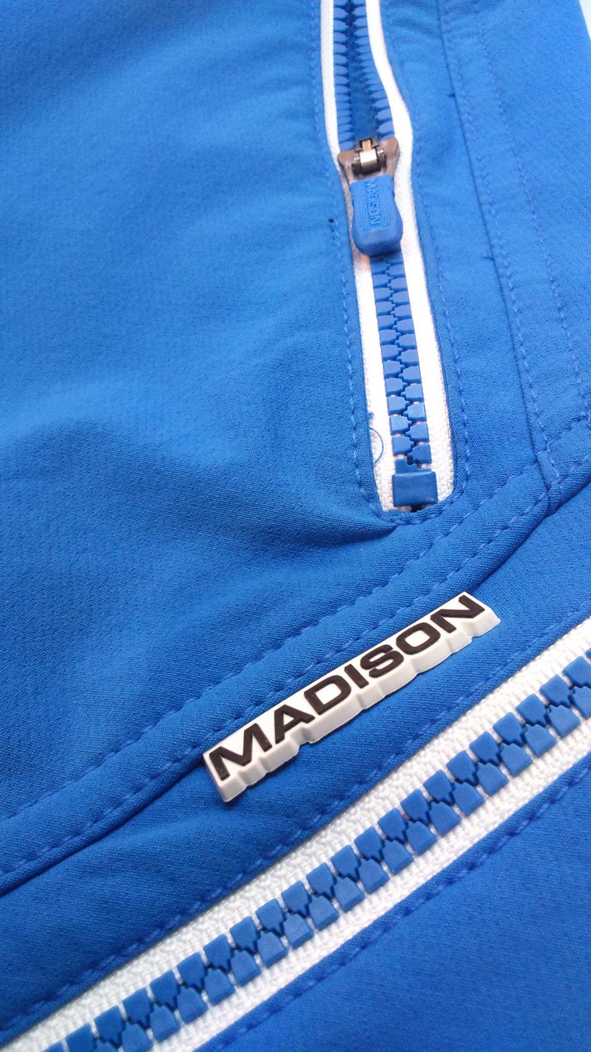 d5fd44d7ff šortky pánské Madison Zenith atlantic blue
