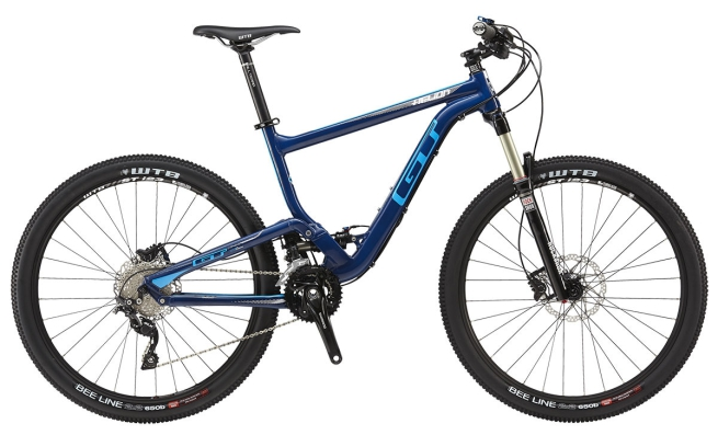 Test bike GT Helion Elite - test centrum Velofiala Praha 6