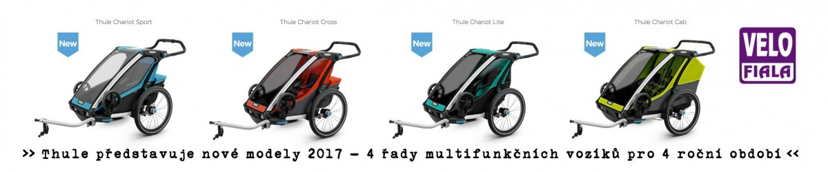 Thule Chariot 2017 recenze