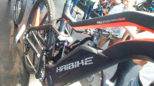 Haibike fullseven Carbon ultimate