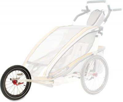 "CHARIOT CTS - JOGGING set 16"" kolo CX 2 do 2012"