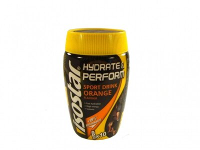 v.nápoj ISOSTAR 400 g ORANGE