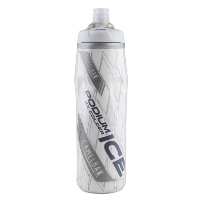 CamelBak Podium ICE Bottle 0,6l-silver