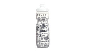 láhev 0,6 l GT 15 ATTACT INSULATED white