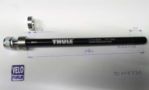 THULE AXLE adaptér Maxle (M12x1,75) 174-180mm BOOST #20110731