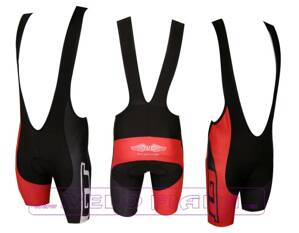 kalhoty kr AB LAC.GT RACE KIT BLACK/RED