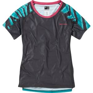 dres kr dámský Madison Flux Enduro dark shadow/caribbean blue