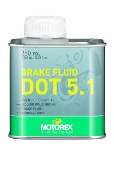 olej Motorex BrakeFluid DOT 5.1 250ml
