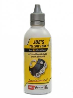 olej JOES Yellow Lube Wet+Dry 120ml