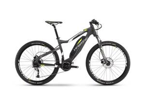 Haibike SDURO HardSeven 4.0 2017 400Wh antrac./bíl