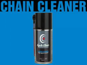 AUTHOR Čistič Cycle Clinic Chain Cleaner aerosol 150 ml (černá)