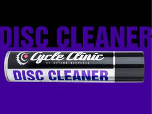 AUTHOR Čistič Cycle Clinic Disc Cleaner 400 ml (če