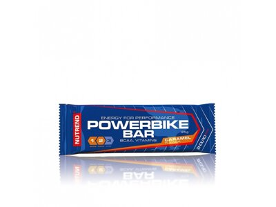 tyčinka Nutrend POWER BIKE BAR karamel 45g