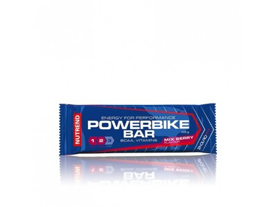tyčinka Nutrend POWER BIKE BAR mixberry 45g